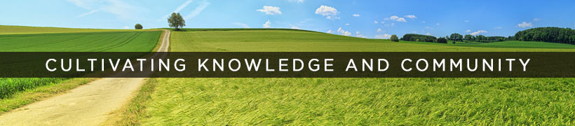 Cultivating Knowledge and Community